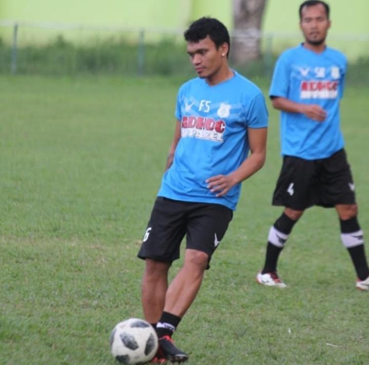 Ferdinand Sinaga Berlatih di PSMS Medan