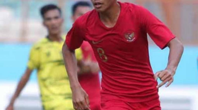 PSMS Medan Serius Incar Pemain Timnas Indonesia U-19