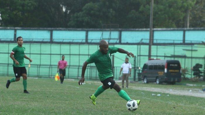 Pemain Eks Timnas Indonesia U-23 Ikut Latihan di PSMS Medan