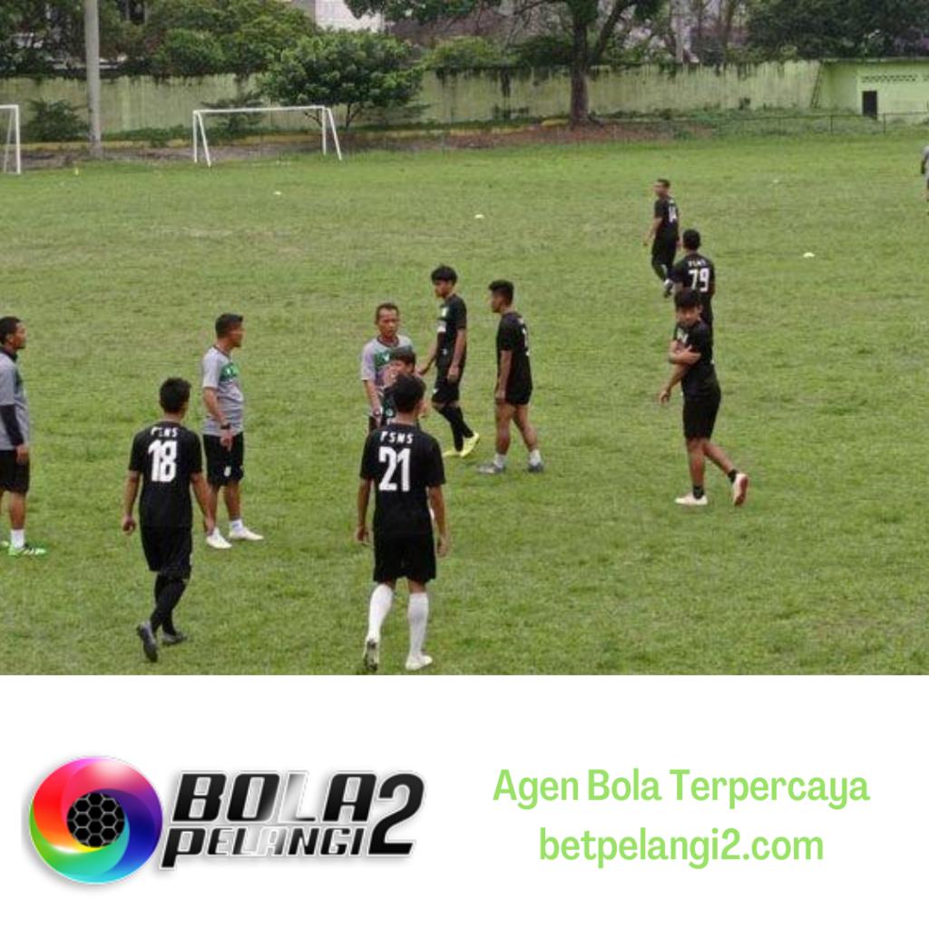 Kembali Latihan, PSMS Medan Fokus Pembenahan Fisik