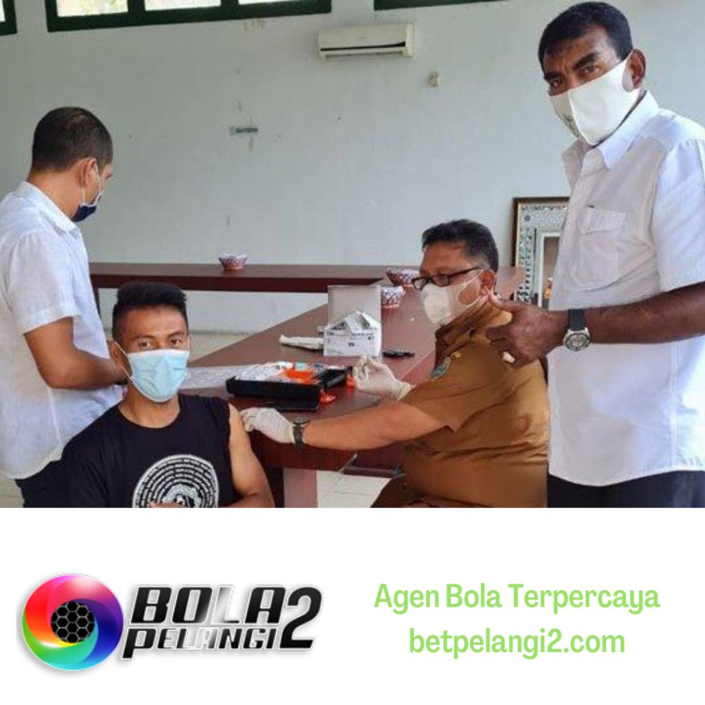 Jelang Kompetisi Liga 2 2021, PSMS Medan Jalani Vaksinasi Covid-19