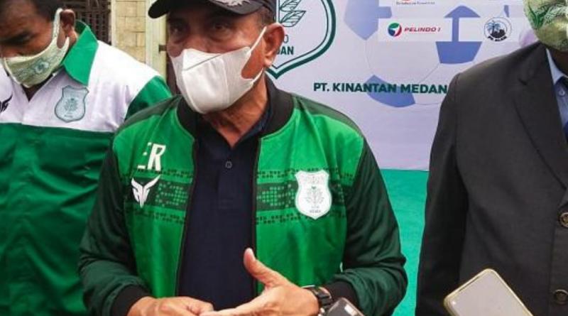 Liga Mulai Jelas, PSMS Medan Surati Pemain Untuk Segera Datang